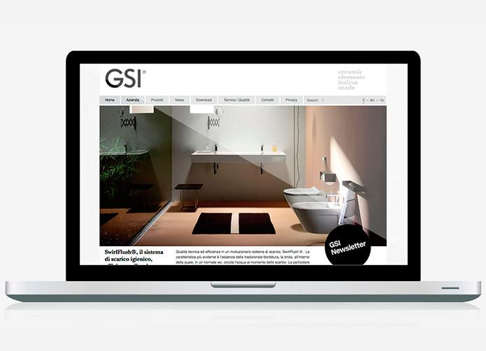GSI Ceramica SPA | Ecommerce B2B